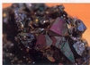 Hematite: iron is extracted from it